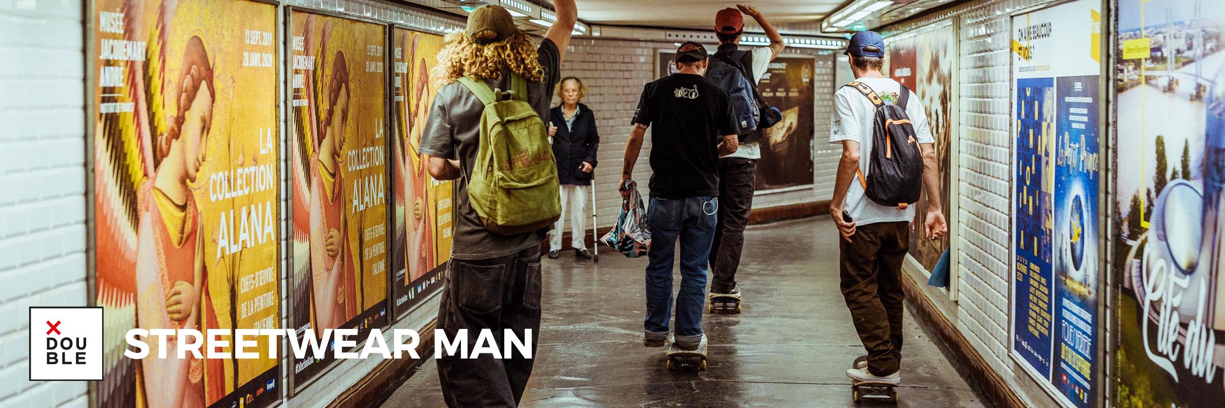 Streetwear  Men