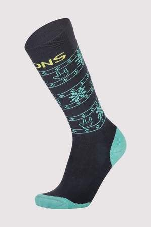 Lift Access Sock mint edge