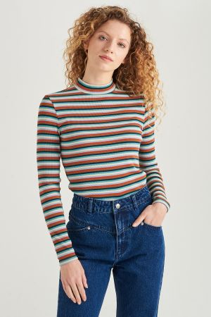 Longsleeve in striped