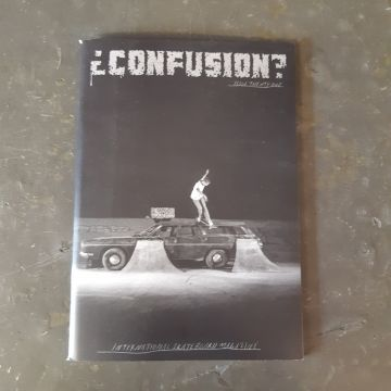 Confusion Magazine Issue 21