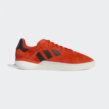 3ST. 004 Collegiate Orange / Core Black / Cloud White