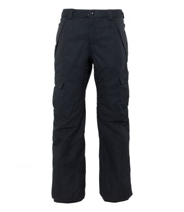 Infinity Cargo Pant in black