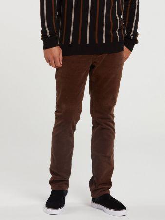 Vorta 5 Pocket Cord vintage brown