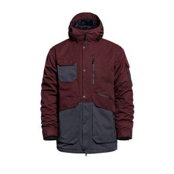 Barnett Jacket raisin