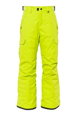 KIDS Infinity Cargo Pant lime punch