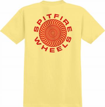 classic 87 swirl shirt - yellow