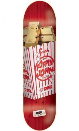 DGK Shanahan Poppin Deck - 8.06
