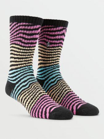 Vibes Socks pink