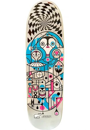 Mousetrap Shaped Board - 9.125
