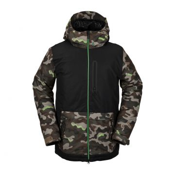 Deadly Stones Ins Jacket army