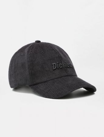 higginson cap - cord black/one size