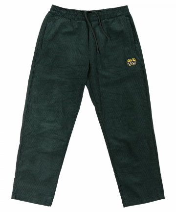 Eyes Corduroy Pant - dark green