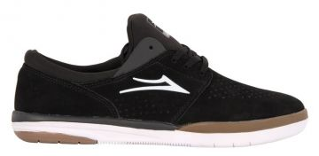 Freemont black/charcoal suede