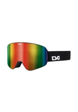 Goggle Four S solid black