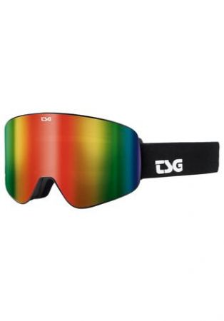Goggle Four solid black