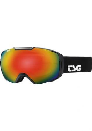 Goggle One solid black