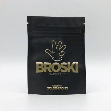BROSKI Hardware - gold