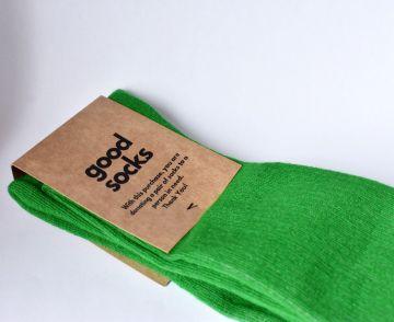 Goodsocks - green