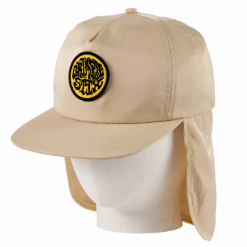 grimple patch hat - khaki