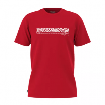 Grosso Skate SS - racing red