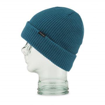 Polar Lined Beanie - Blau