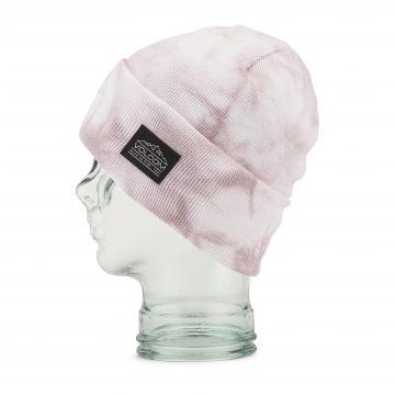 Tie-Dye Beanie - Pink