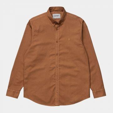 LS Bolton Shirt Rum