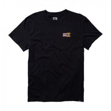 DC x Magenta Log Shirt Black
