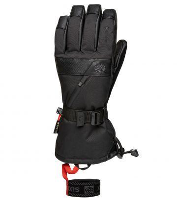 Gore Tex Smarty 3in1 Gaunlet Glove in black