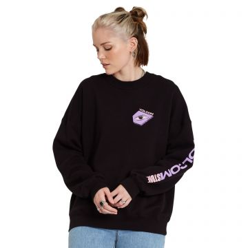 Mentrip Crewneck - black