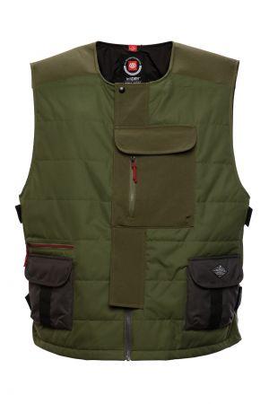 Torque Vest surplus green