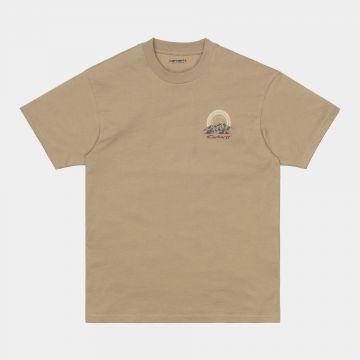 SS Mountain Shirt - tanami