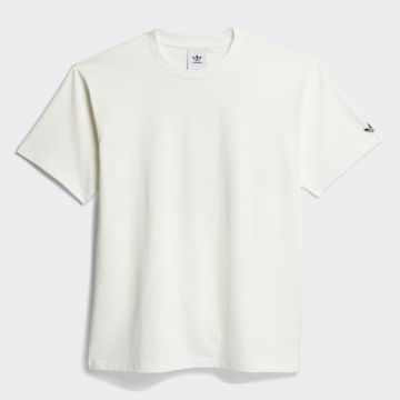 Omeally SS Tee White