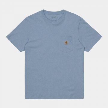 SS Pocket Shirt - icesheet Heather
