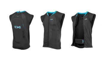 Backbone Vest black L