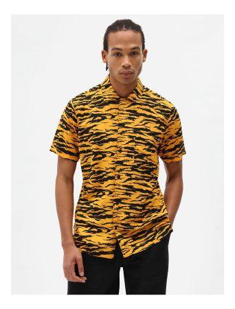 Quamba Shirt - Cadmium Yellow