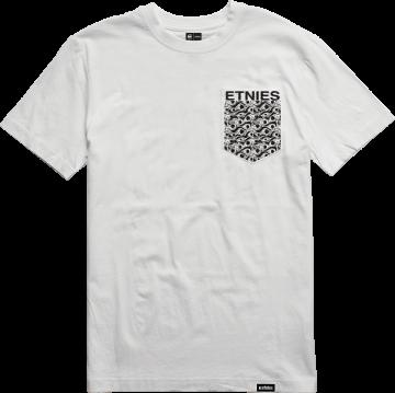 Retina Pocket Shirt - white