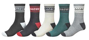 Schooler Crew Socks 5Pack