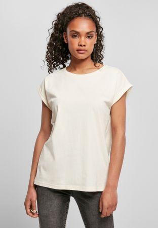 Extended Shoulder Shirt - whitesand