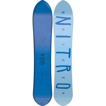 Nitro Slash Quiver 163cm
