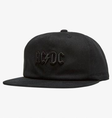 ACDC Snapback black