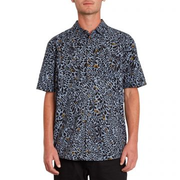 Volcom Striver SS China Blue