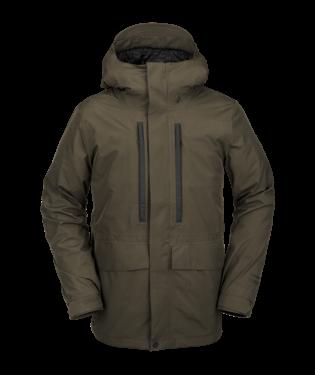 Ten Gore Tex Jacket black/military