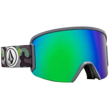 Garden Goggle Camo Lime/ Green Chrome