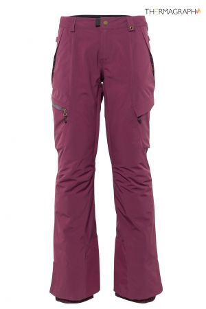 GLCR Geode Thermagraph Pant plum