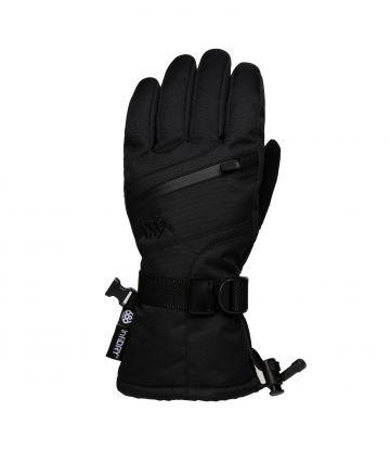 Heat Glove in black